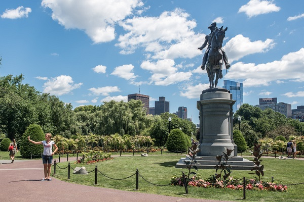 Continue your studies in the great city of Boston