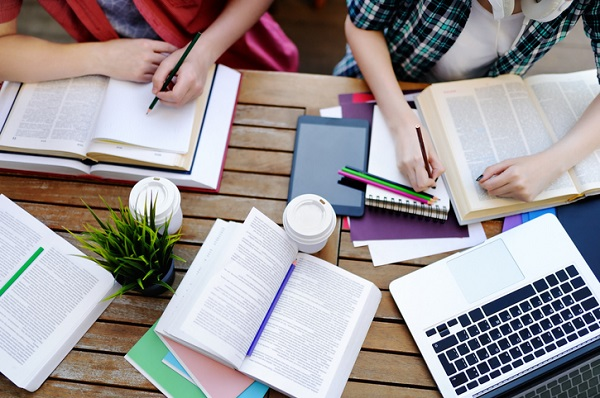 Improving your written academic English skills can help you when studying at university