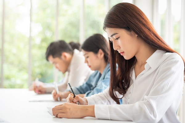 TOEFL now has fewer questions, but also less time